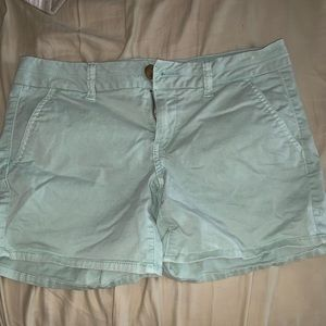 American Eagle Outfitters size 4 blue shorts